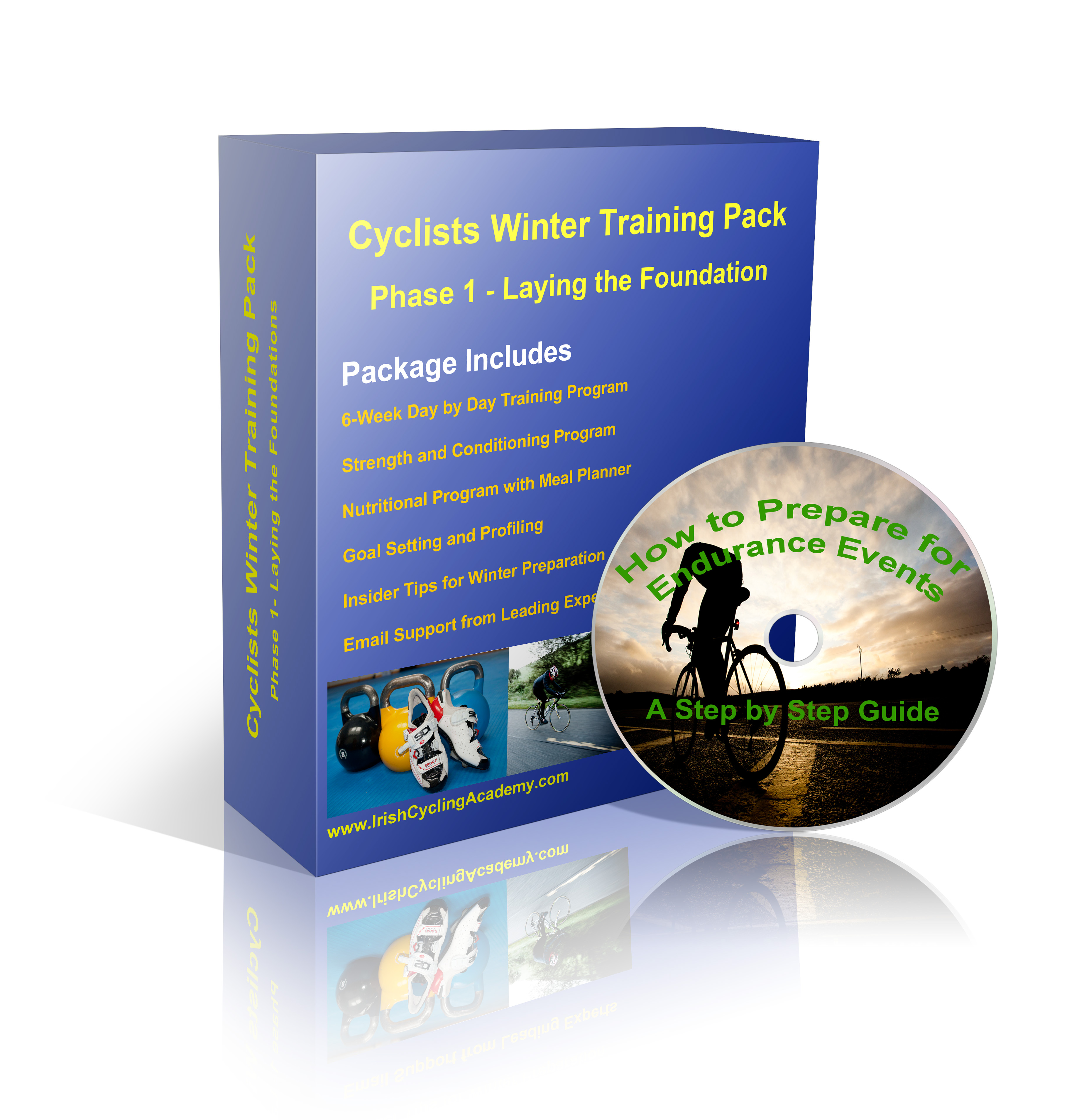 Winter Training Box image